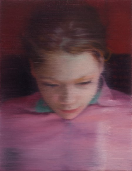 Ella, 2007, olej na plátně