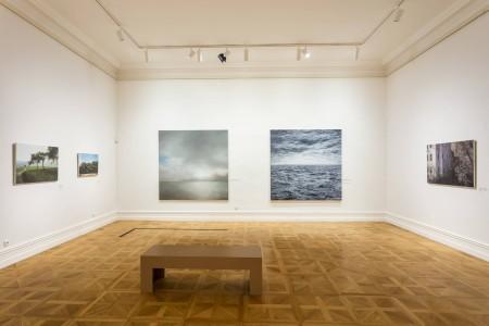 Instalace v Národní galerii